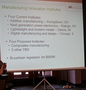 Manufacturing Innovation Instiutes web