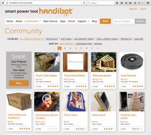 Handibot_community