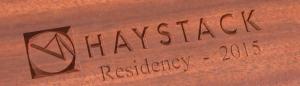 "Design of souvenir engravings for ""Residency"" participants (in V-Carve Pro)"