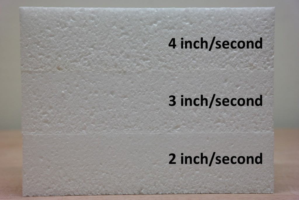 Speed Test Profile
