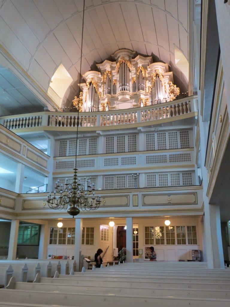 Arnstadt Wender Organ Bach