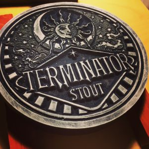 terminator stout cut on handibot